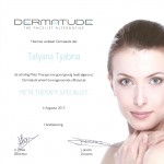 Beauty Plus - Meta Therapie Certificaat